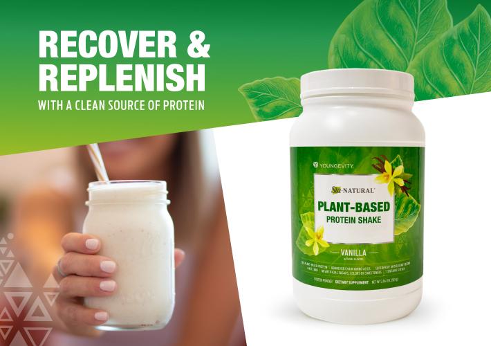 StaNatural Protein Shake
